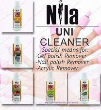 New NILA Cleanser remover gel polish | nail polish | acrylic | clear brush