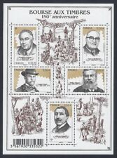 2010 Bloc n° F4447 BOURSE aux TIMBRES 150eme Anniversaire - NEUF**LUXE