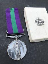WW2 Palestine Medal Royal Artillery. T. B. Robinson R. A. S. C. 1945-48