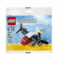 Lego 30189 Transport Plane Aircraft playset Polybag NEW