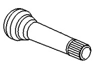 VAUXHALL VALVE - GENUINE NEW - 274288