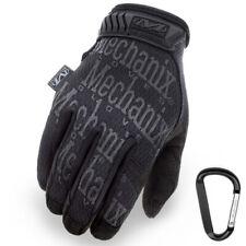 MECHANIX Original Handschuh + Karabiner Einsatz Bundeswehr Polizei Schießsport