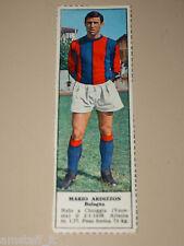 *+ MARIO ARDIZZON BOLOGNA=FIGURINA=1966/67=ALBUM FIGURINE CALCIATORI TEMPO