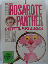 Der Rosarote Panther Collection, 5 DVD Sammlung - Peter Sellers, Clouseau, irre