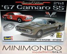 KIT 1967 CAMARO SS 2 IN 1 396 TURBOJET 1/25 REVELL MONOGRAM 04936 4936