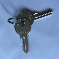 2pc Elevator key escalator key #455 fit for kone