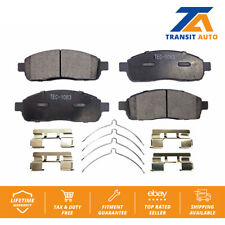 Front TEC Ceramic Brake Pads Fits Lincoln Mark LT Ford F-150