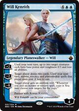 WILL KENRITH Battlebond MTG Blue Planeswalker Mythic