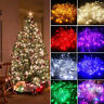 Christmas 10M 100 LED Wedding Xmas Party Decor Outdoor Fairy String Light Lamp