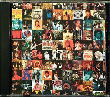 Then and Now: 1964-2004 by The Who (CD, Mar-2004, Geffen)