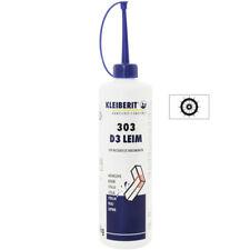 KLEIBERIT 303.0  PVAC-Klebstoff Weißleim, 0,5 Kg Flasche