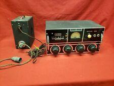1947 Gates UTC Western Electric Tube Pre-Amplifier Mic Phono Preamp + Tube PSU