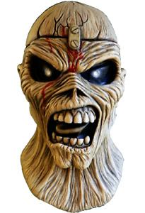 IRON MAIDEN Mask Eddie Piece Of Mind Trick Or Treat Studios Trooper  Costume