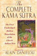 The Complete Kama Sutra by Alain Daniélou