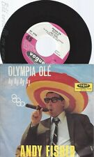 "7""ANDY FISHER--OLYMPIA OLE --1968"