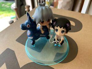 Evangelion x Rody Shinji Unit 06 Kaworu Rare Figure