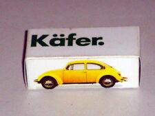 Reprobox Schuco 1:66 VW Käfer - Werbebox für Volkswagen
