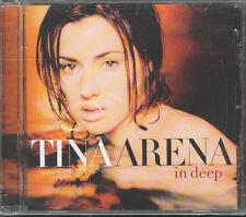TINA ARENA - IN DEEP - CD SIGILLATO SEALED