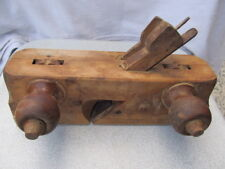 OLD ANTIQUE PRIMITIVE WOODEN TOOLS USED IN BUILDING GRATER WOOD