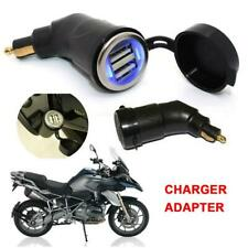 Motorrad Dual USB Hafen Ladebuchse Adapter für BMW R1200GS R1200RT F800