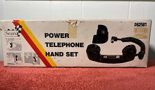 Sears Power Telephone Hand Set NOS NIB Portable Car Phone 28 62581 Vintage