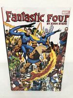 Fantastic Four 4 Volume 1 by John Byrne Marvel Comics Omnibus New Factory Sealed