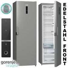 Gorenje Kühlschrank Standkühlschrank 368 L Vollraum 185cm Edelstahl freistehend