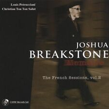 Memoire: The French Sessions, Vol. 2, BREAKSTONE,JOSHUA, Good