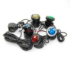 5-Pack Led Garden Pond Fountain Spot Lights with Photocell Sensor