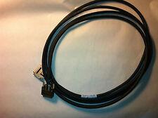 IBM P/N 09N7277 ULTRA2 SCSI LVD-SE 4.2m Black Cable FRU 09N7278 VHDCI