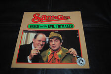 Santa Claus the Movie Book Patch and the Evil Toymaker Dudley Moore 1985 Vintage