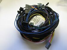 Mopar 68 Barracuda Fastback Taillight Wiring Harness 1968 NEW