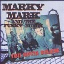 Marky Mark & Funky Bunch You gotta believe (1992) [CD]