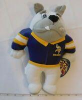 Minnesota Vikings Bulldog 1998 NFL Play Football stuffed animal Souvenir Pre-own
