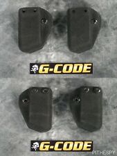 G-Code HSP Glock 9 40 357 Pistol Magazine Holster Kit for D3 Carriers Pack of 2
