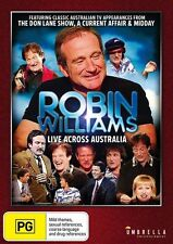 Robin Williams - Live Across Australia (DVD, 2014)