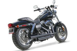 Samson Motorcycle Exhaust Pomonas D2-931B-X2 Fits Dyna Models 2006-2011