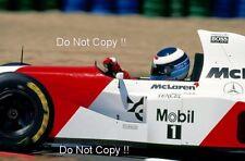 Mika Hakkinen McLaren MP4/10 F1 Season 1995 Photograph