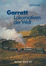 Garratt-Lokomotiven der Welt - New Book DURRANT