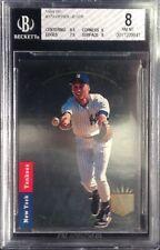 1993 SP Foil Derek Jeter #279 BGS 8 NM-MT Rookie New York NY Yankees RC