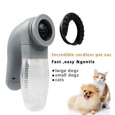 Pets Dog Cat Shed Pal Electric Hair Remover Clean Cat Animals Hair Shaver