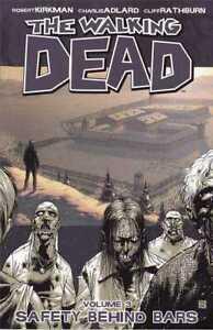 Comic. The Walking Dead Graphic Novel #4