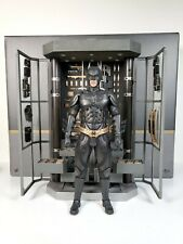 Hot Toys The Dark Knight MMS234 Batman Armory 1/6th figure Collectible 12""