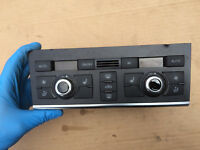 HEATER / CLIMATE CONTROL PANEL for 2010 AUDI Q7 4L0820043AE