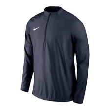 Nike Herren Windbreaker Windjacke Academy 18 Drill Top Shield blau 893800-451