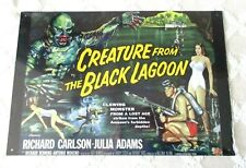 CREATURE FROM THE BLACK LAGOON-MOVIE SIGN-2003-ISSUE-FACTORY WRAPPED-50TH ANNIV