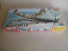 MPC Spitfire MK IA 1/24th scale Model Kit 1-4601
