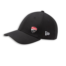 DUCATI New Era Scarlett Trucker Kappe Cap Mütze Basecap schwarz rot NEU 2019
