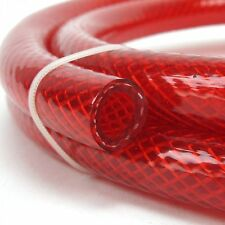 Race Car Fuel Line Silicone Hose Red 5/16 in. Hose Size 6 ft. Length Each gas