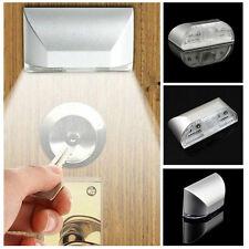 Automatik Sensor Detektor Schlüsselloch Induktionslampe Infrarot IR 4 LED-Licht
